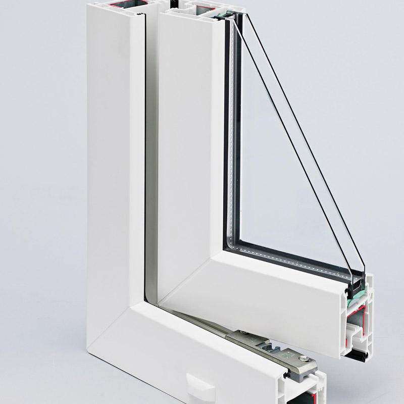 Вид окна Blitz в разрезе