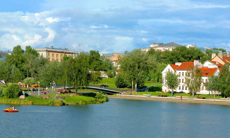 Минск, Троицкое предместье