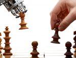робот, человек, разум