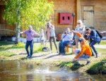 Рыбное хозяйство «Щарка»