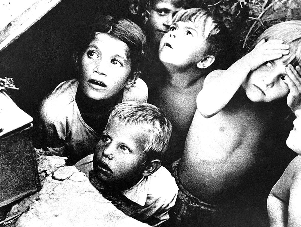 Вторая мировая война. Минск