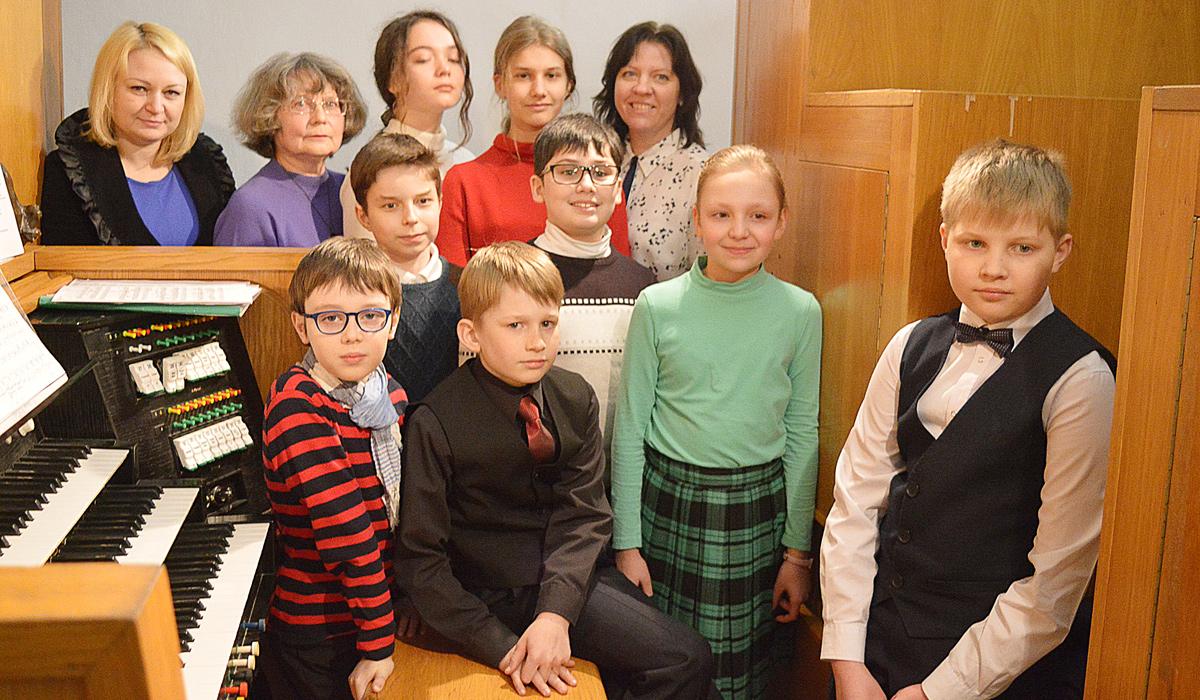 Детская музыкальная школа искусств №1