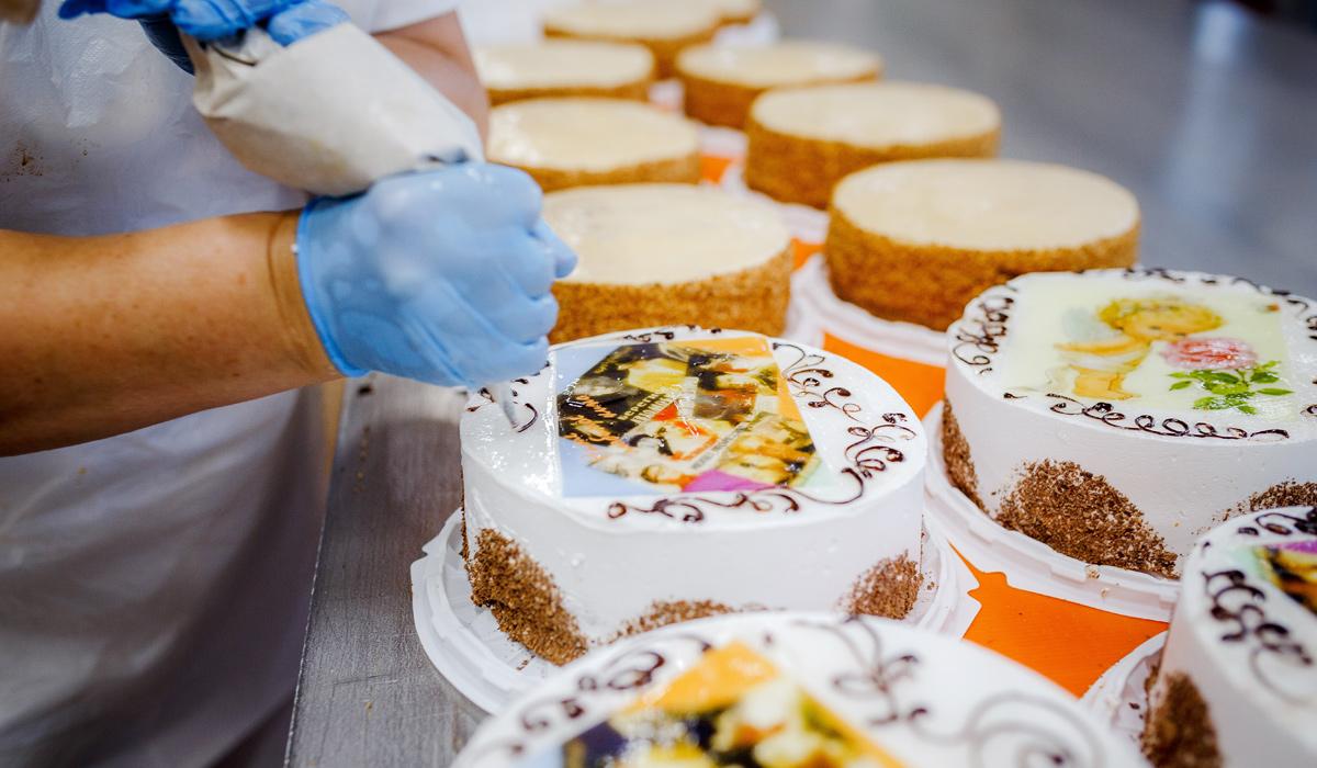 торт, хлебозавод №5