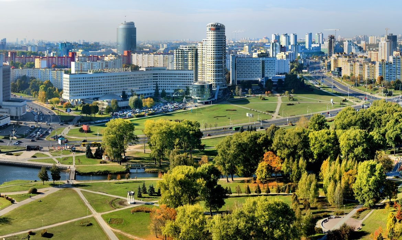 Минск, Minsk