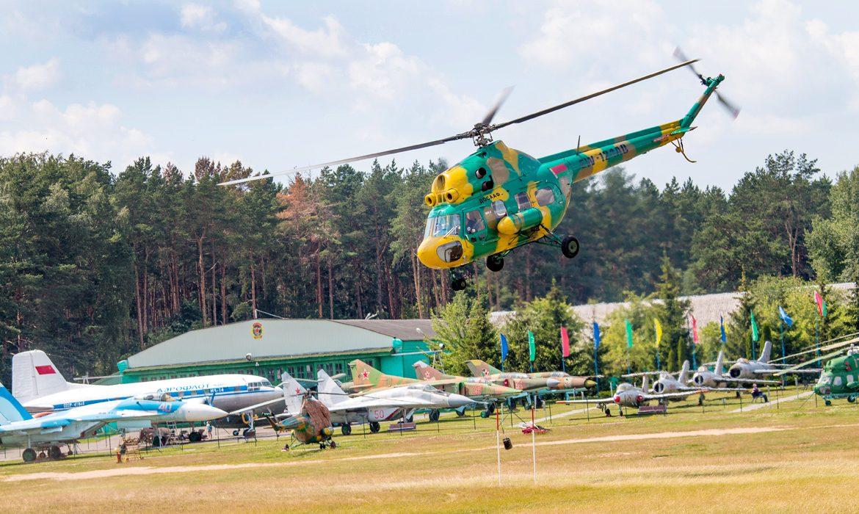 вертолет, ДОСААФ
