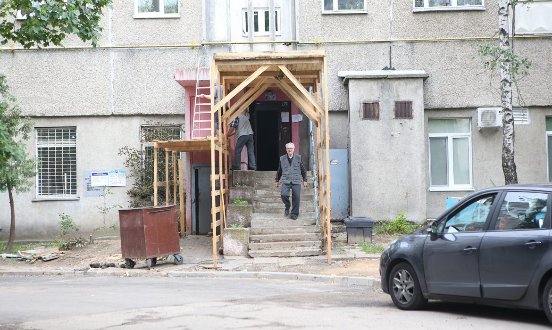 капремонт, Минск