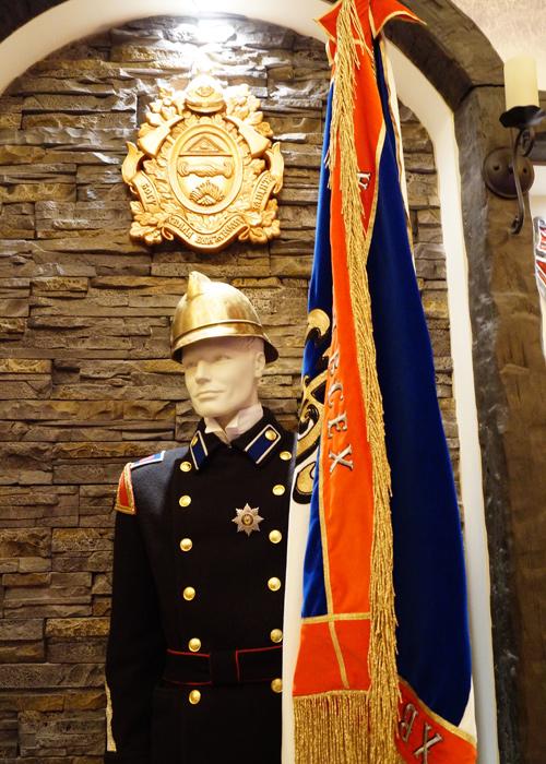 музей огня, Минск