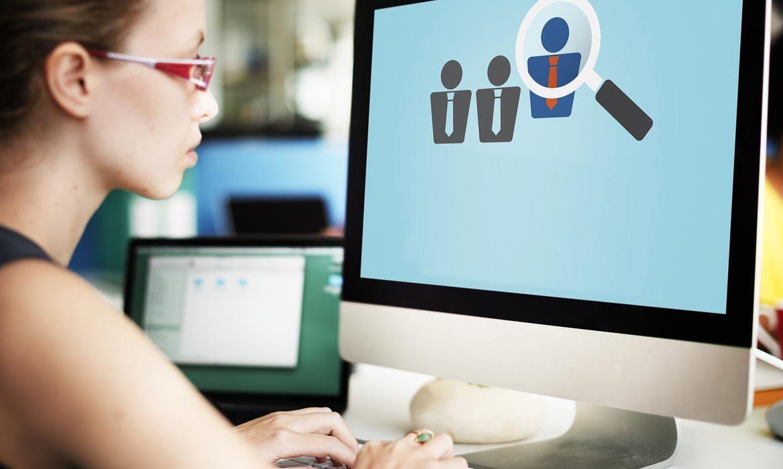 поиск работы, job look for