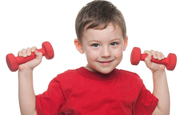 ребенок, спорт