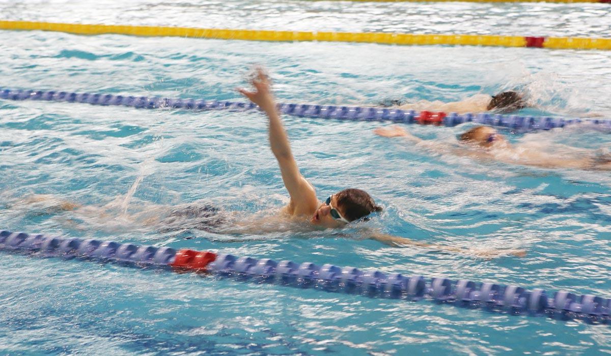 спортшколы, плавание