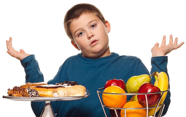 гены, питание