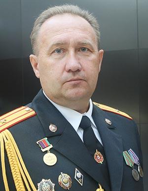 участковый инспектор, Александр Куликовский
