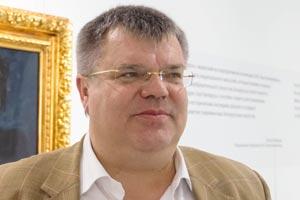 Виктор Бабарико, Осенний салон сБелгазпромбанком