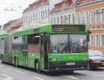 городские автобусные маршруты