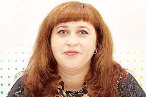 Елена Живица