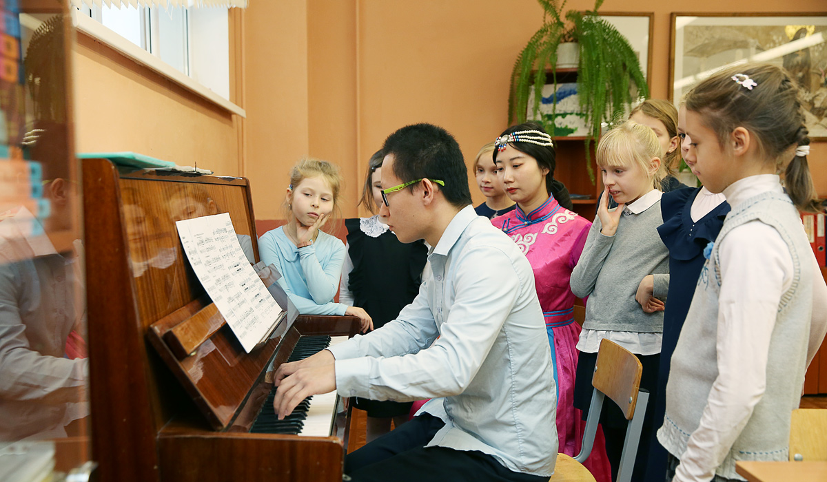 студенты из китая, практика, минск