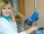 Алина Савчук, химия
