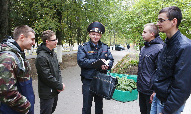 Денис Сысоq, участковый