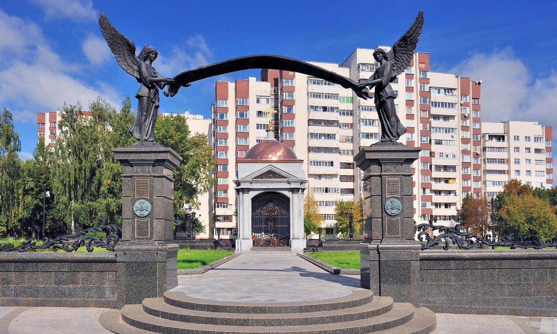 Минское братское военное кладбище