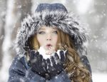 зима, холод, обморожение
