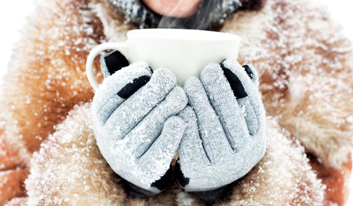 холод, как избежать обморожения