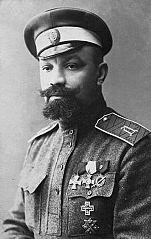 генерал А.Кутепов