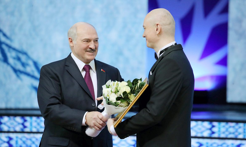 лукашенко, Евгений Олейник