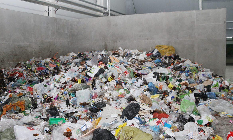 пластик, мусор