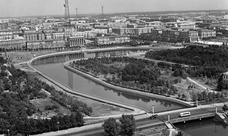минск, 60-е года