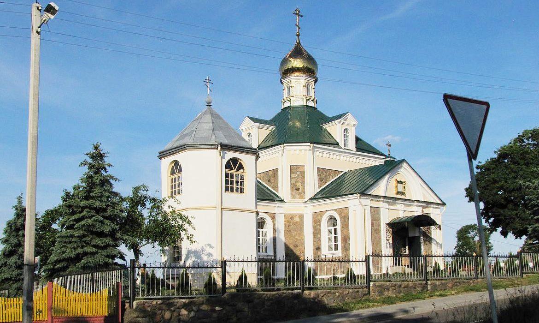 деревня Садки