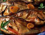рыба, рыбное блюдо, рыба жареная