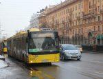 минск, автобус