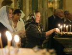 православие, храм всех святых